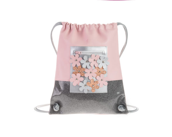 Poppy backpack with front pocket